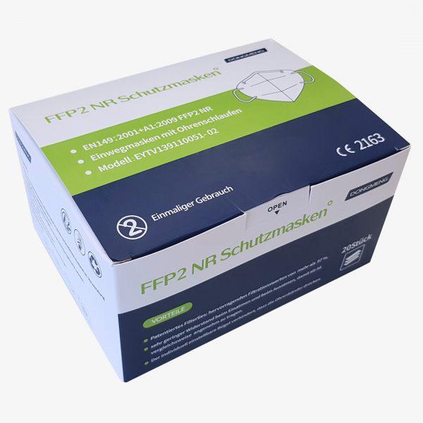 DONGMENG FFP2 Maske Verpackung