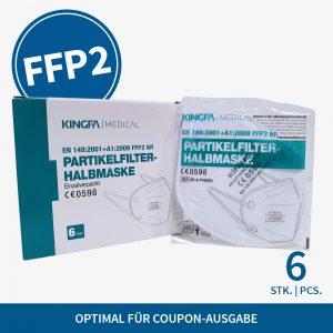 KINGFA FFP2 Atemschutzmaske