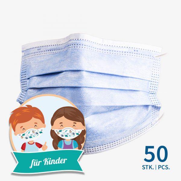 Mund-Nasen-Schutz Kinder