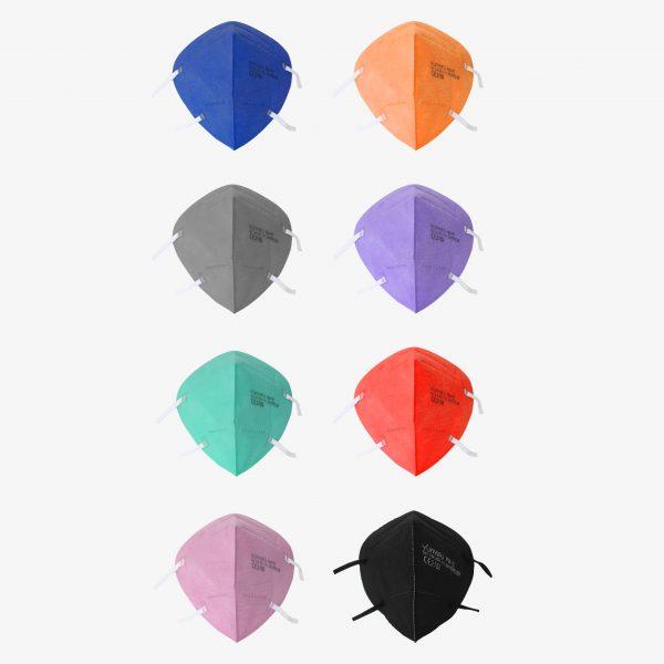 Yunyifu FFP2 Maske Alle Farben